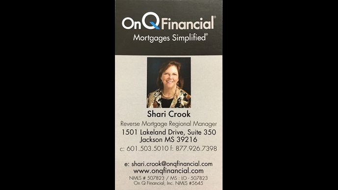 shari crook, on q financial