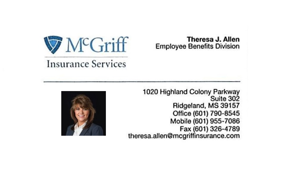 Theresa J. Allen, McGriff Insurance Services